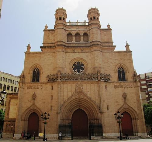 Cathedral in Castello de la Plana