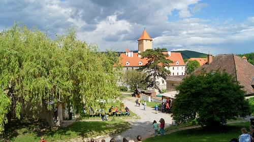 Castle of Veveri - Brno (CZ)