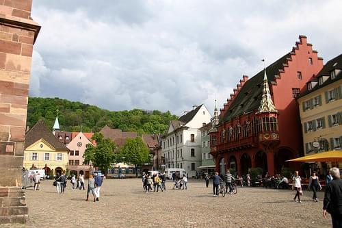 Münsterplatz III