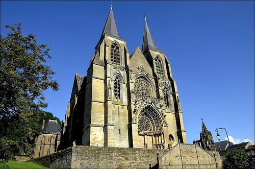 Basilique Notre-Dame d'Avioth (Meuse)