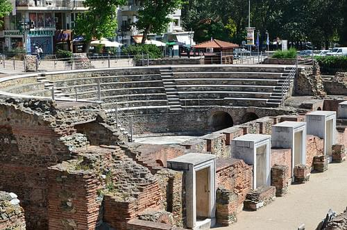 Ancient Agora of Thessaloniki, 3rd cent. BCE and later (9)