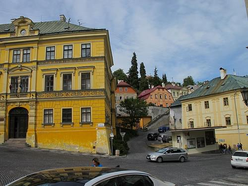 Historic Center, Banska Stiavnica