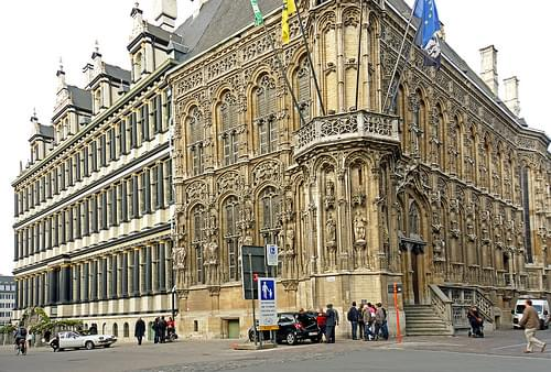 Belgium-6317 - Ghent Town Hall