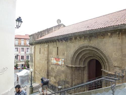 Church of Santiago, Coimbra