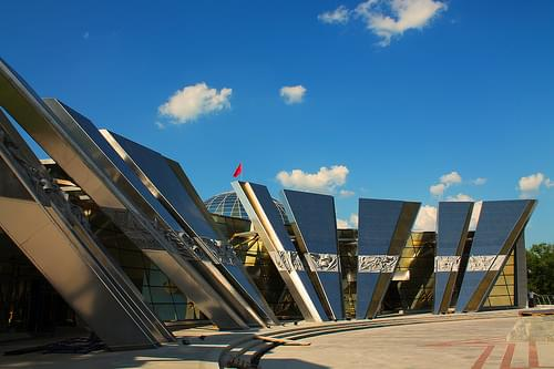 Belarusian Great Patriotic War Museum, Minsk