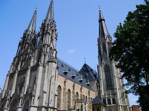 Saint Wenceslas Cathedral (Katedrála svatého Václava)