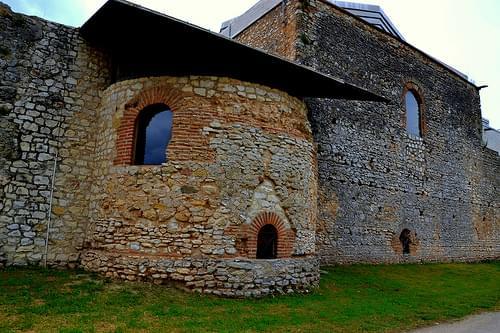 Mausoleu romà, Centcelles, Constantí, Tarragona.