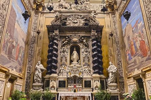 Mater Misericordiae Savonae. 1536.