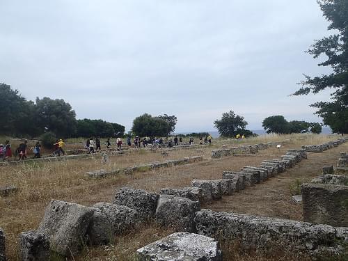 Palaiopoli Museum, Ancient ruins, Samothrace, Samothraki