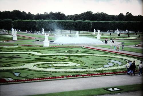 Herrenhauser Gardens, Hannover