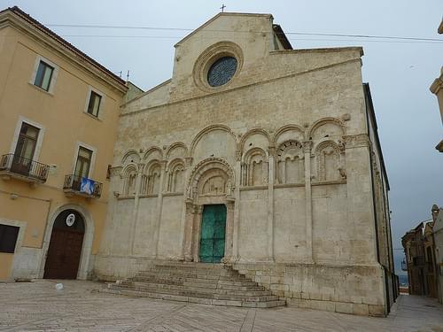 Cattedrale, Termoli