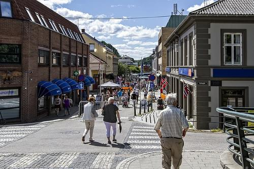 Historic Center, Halden