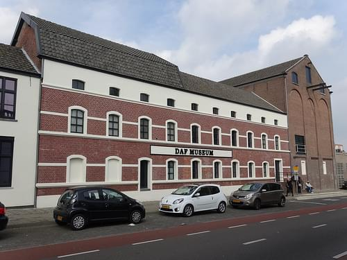 Eindhoven: DAF Museum