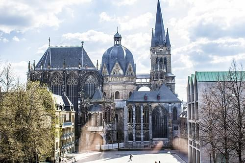 Cathedral, Aachen