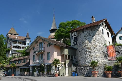 Historic Center, Spiez
