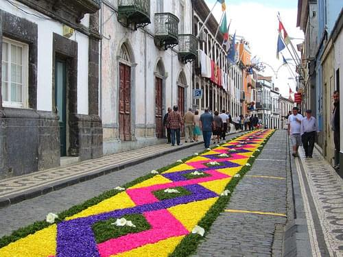 Historic Center, Ponta Delgada