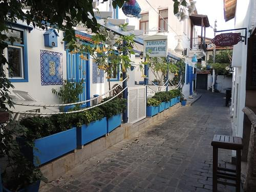 Kaş Old Town, Turkey