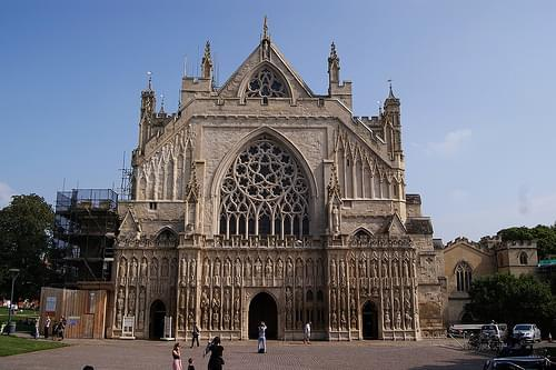 Exeter Cathedral (St. Peter)