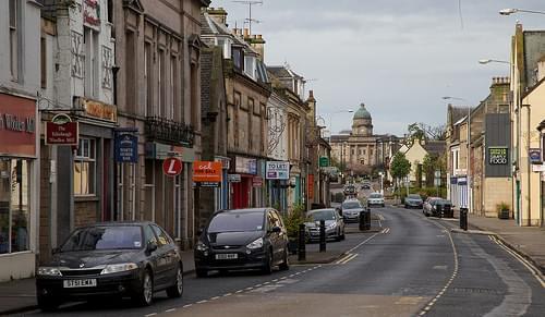 Elgin High Street