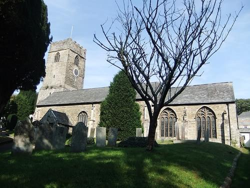 St Petroc's Church, Padstow