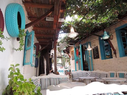 Historic Center, Golkoy