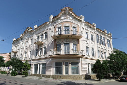Yevpatoria, Old Building, 2016.06.23 (01) 1