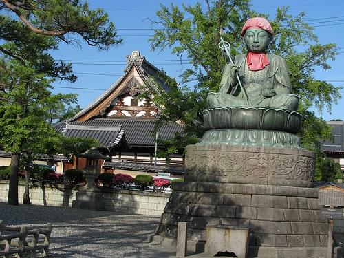 247 - Nagano - Zenko-ji Temple - 20080617
