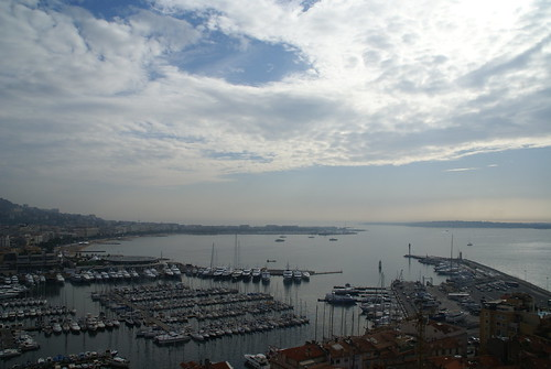 Cannes and its Port