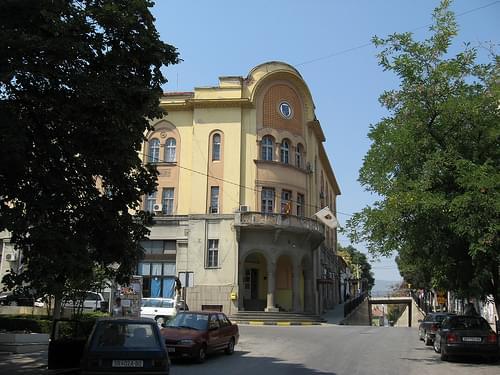 Strumica municipality building