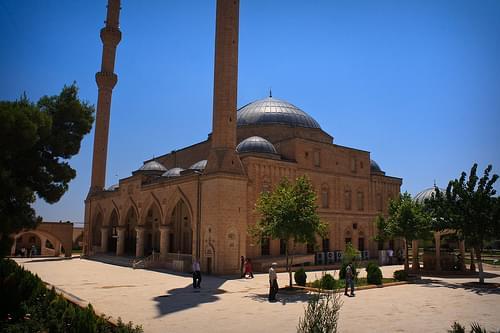Job's Mosque (Eyyup'iye Camii)