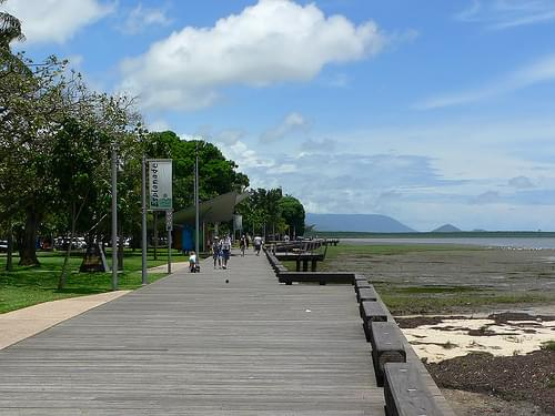 Esplanade Boardwalk, Cairns