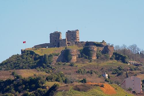 Hisarya Fortress, Lovech
