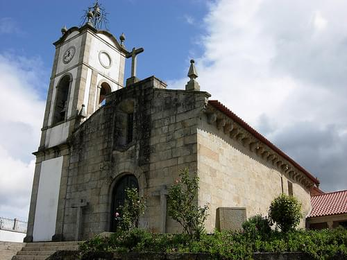 Iglesia de Santa Marinha de Arcozelo