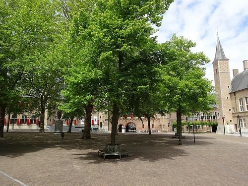 Middelburg: Abdijplein
