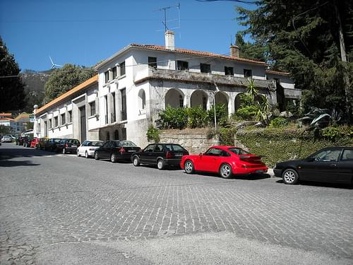 Historic Center, Caramulo