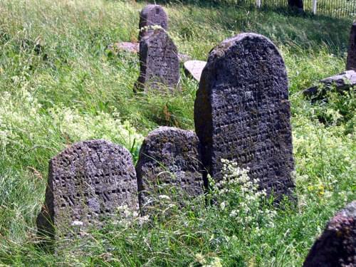 Belarus Dolhinov Jewish Cemetery