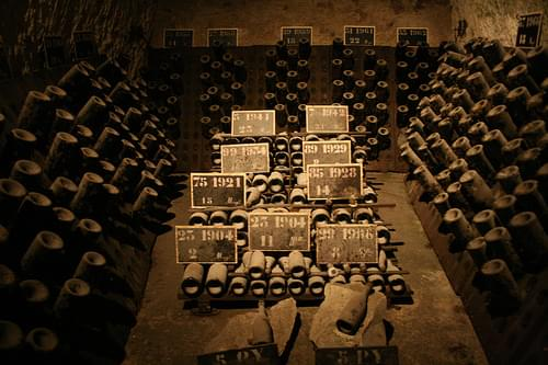 Champagne Cellars, Epernay