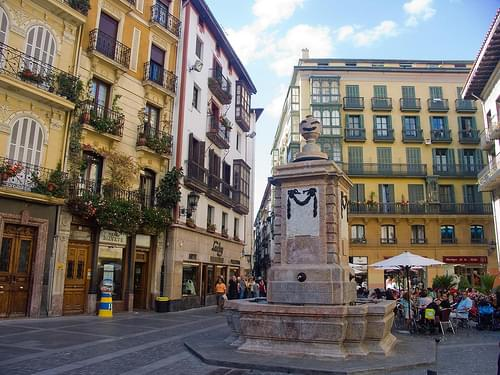 Historic Center, Bilbao