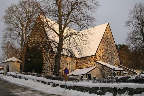 Värmdö kyrka