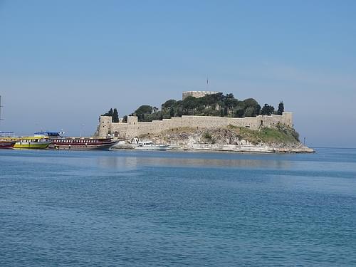 Kusadasi Castle (1)