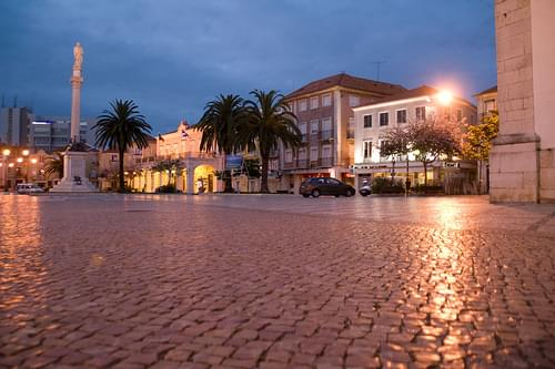 Historic Center, Setubal