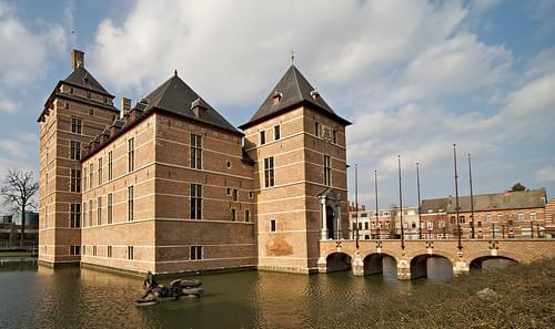 Kasteel van de Hertogen van Brabant