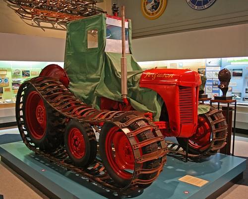 Ferguson Tractor model TE20