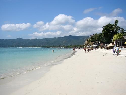 Koh Samui Chaweng Beach center0003