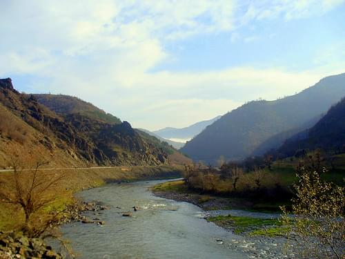 Iskar Gorge