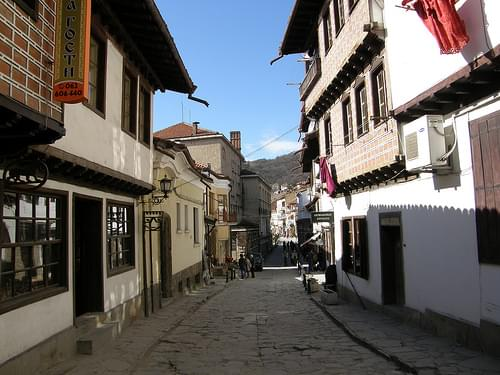 Historic Center, Veliko Tarnovo