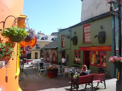 Kinsale Streets