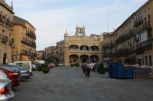 Plaza Mayor - Ciudad Rodrigo