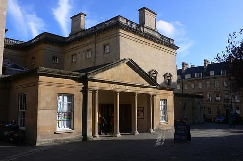 Bath Museum of fashion and Assembly rooms