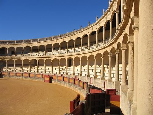 Ronda - plaza de toros
